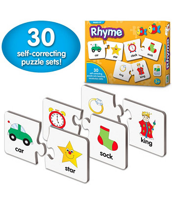 Match It- Rhyme The Learning Journey