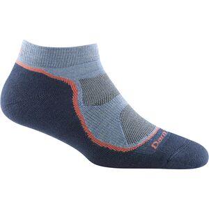 Легкие амортизирующие носки Darn Tough Light Hiker No-Show Darn Tough