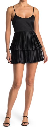 Kate Pleated Dress Lucy Paris