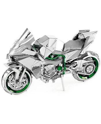 Комплект металлической модели 3D ICONX - Kawasaki Ninja H2R Fascinations