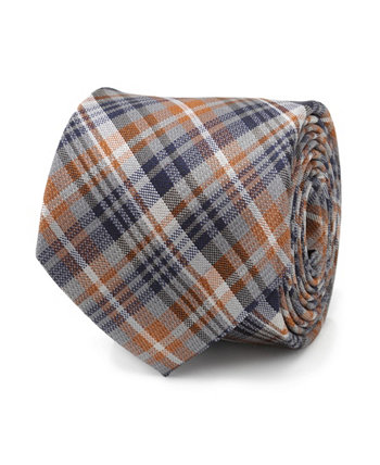 Мужской галстук в клетку Ox & Bull Trading Co.