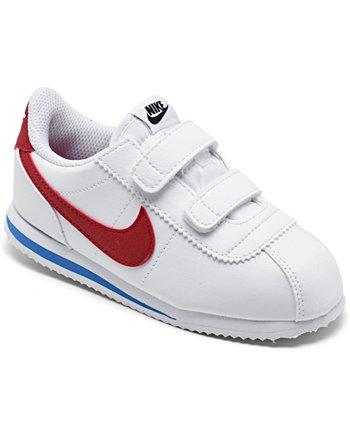 Повседневные кроссовки Little Kids 'Cortez Basic SL от Finish Line Nike