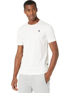 Тонкая футболка с круглым вырезом и коротким рукавом Korpaz Stripe Gr G-Star