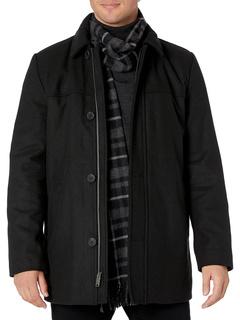 Пальто с шарфом Weston из смесовой шерсти Dockers