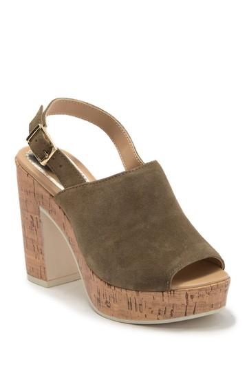 Туфля на каблуках Frannie Peep Toe Cordani