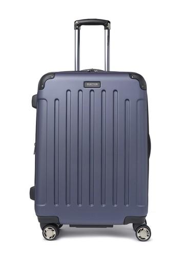 Расширяемый чемодан из АБС-пластика на 8 колес Renegade Kenneth Cole