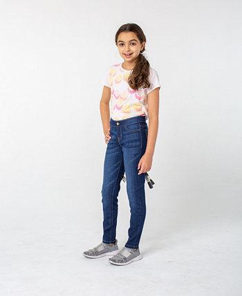 Big Girls Pull On Skinny Jeans Celebrity Pink