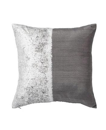 Декоративная подушка с металлической текстурой MICHAEL ARAM