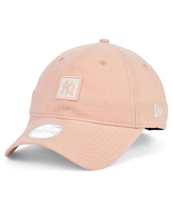 Женская мини-кепка с нашивкой New York Yankees 9TWENTY New Era