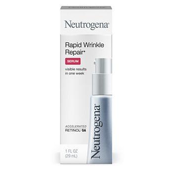 Neutrogena Rapid Wrinkle Repair Serum 1 Fl Oz Neutrogena
