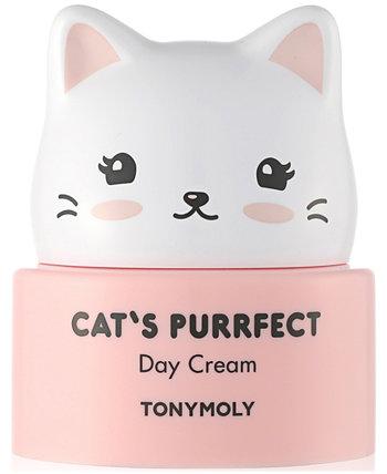 Дневной крем Cat's Purrfect TONYMOLY