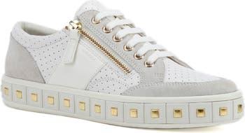 Leelu Studded Sneaker Geox