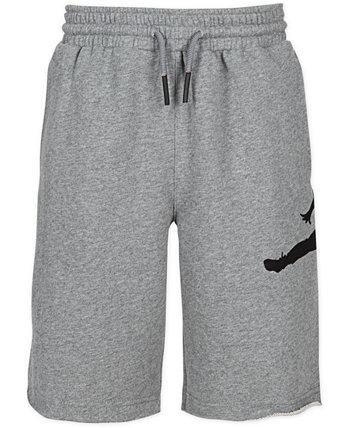 Флисовые шорты Big Boys Jumpman Jordan