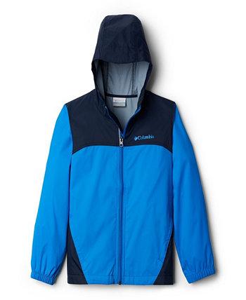 Куртка Glennaker Rain для больших мальчиков и девочек Columbia