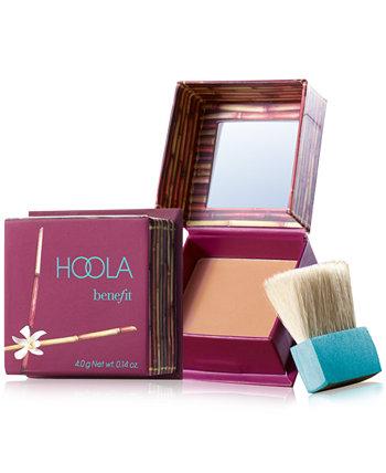 Hoola Matte Box O 'Порошковый Бронзер Мини Benefit Cosmetics