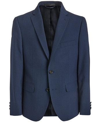 Эластичный темно-синий эластичный пиджак Big Boys Classic Fit Ralph Lauren