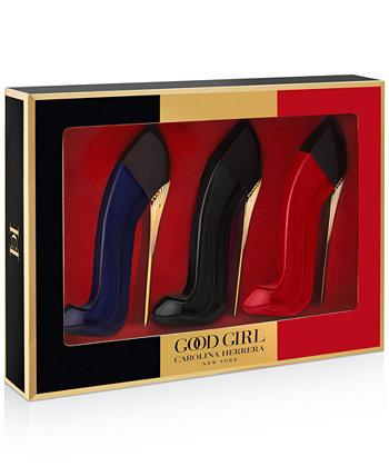 3-шт. Подарочный набор Good Girl Mini Eau de Parfum, созданный для Macy's Carolina Herrera