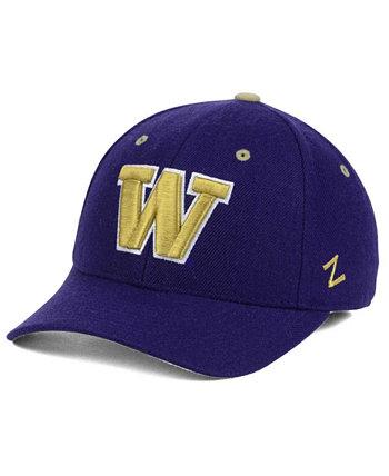 Облегающая кепка Washington Huskies DH Zephyr