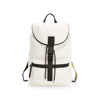 Легкий рюкзак с тесьмой с логотипом Givenchy