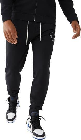 Фирменные узкие брюки-джоггеры True Religion