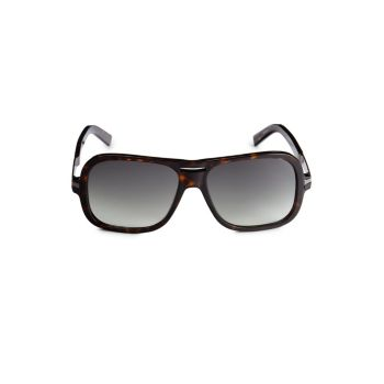 60MM Square Sunglasses DSQUARED2