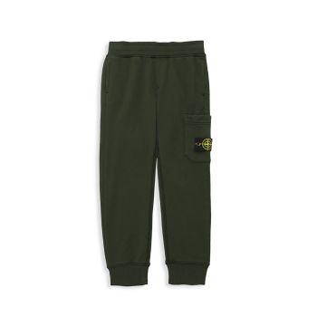 Спортивные штаны для маленьких мальчиков и мальчиков Stone Island
