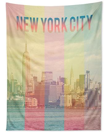 Кэтрин Макдональд Нью-Йорк Гобелен Deny Designs