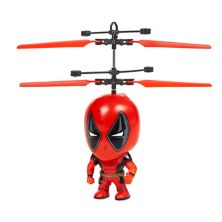 World Tech Toys Marvel Deadpool Летающая фигурка Вертолет World Tech Toys