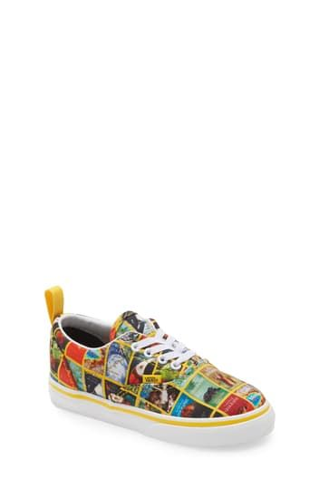Кроссовки T Era Elastic на шнуровке (для малышей) Vans