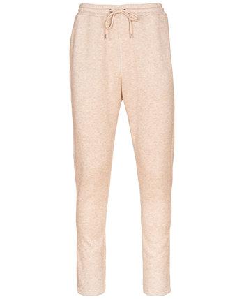 Мужские спортивные штаны кремово-коричневого цвета Paisley & Gray