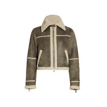 Куртка Akira Sherpa Jonathan Simkhai