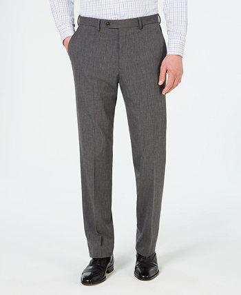 Мужские брюки классического кроя с устойчивостью к морщинам и эластичным костюмом CHAPS