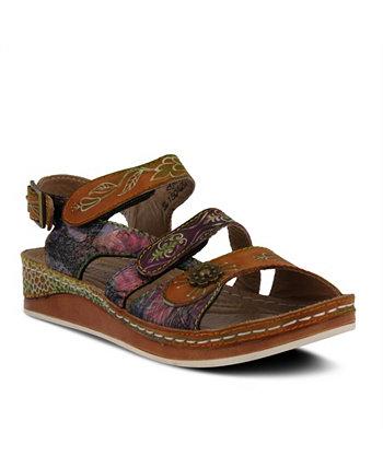 Женские сандалии с ремешком на пятке L'Artiste Sumacah Spring Step