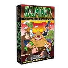 Illuminati 2nd Edition by Steve Jackson Games Steve Jackson Games