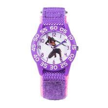 Фиолетовые пластиковые часы Disney's Raya and the Last Dragon для детей Disney