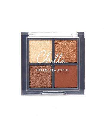Manifest Bronze Eyeshadow Palette Chella