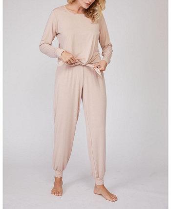 Женский комплект из 2 предметов домашней одежды Jogger Pure Fiber