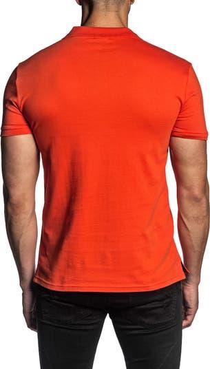 Классическая трикотажная рубашка-поло Jared Lang