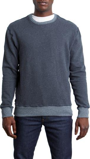 Толстовка-пуловер Heston с круглым вырезом Rails