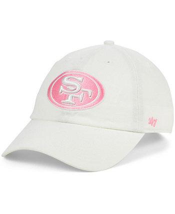 Бейсболка San Francisco 49ers Basic Fashion Clean Up '47 Brand