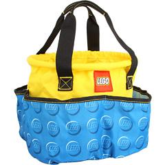 Большое ведро для игрушек Lego