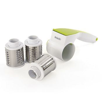 BergHOFF Cook & Co.  5-pc. Rotary Cheese Grater Set BergHOFF
