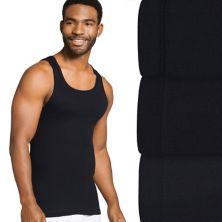 Big & Tall Jockey® 3-pack Big Man Classic A-Shirts Jockey