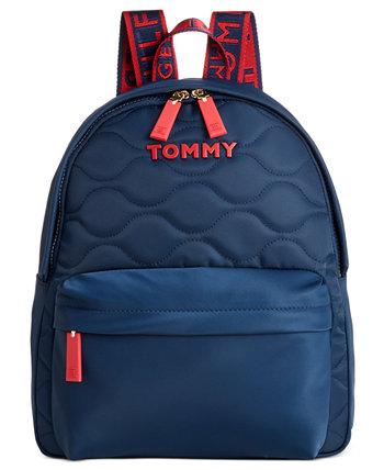 Рюкзак из переработанного нейлона Cate Tommy Hilfiger