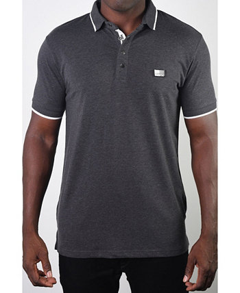 Мужская футболка-поло с коротким рукавом и логотипом США Members Only