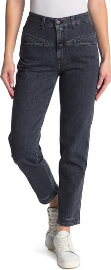 Pedal Pusher Ankle Crop Jeans CLOSED