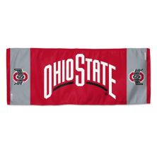 """WinCraft Ohio State Buckeyes 12"""" x 30"""" Primary Double-Sided Cooling Towel Unbranded"""