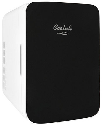 Компактный термоэлектрический охладитель и теплый мини-холодильник Infinity-10L Cooluli