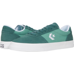 Boulevard Ox - Suede and Canvas Converse Skate