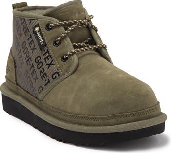 Водонепроницаемые ботинки чукка с подкладкой из искусственной овчины Neumel GORE-TEX UGG